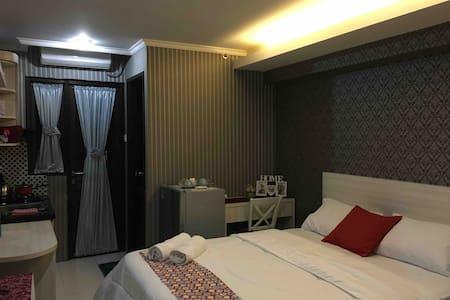 Smart and Safe Apartment in Kebagusan City Royal