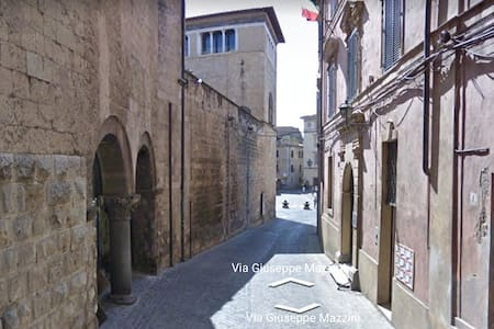La Cripta degli Etruschi - Tarquinia - Apartment