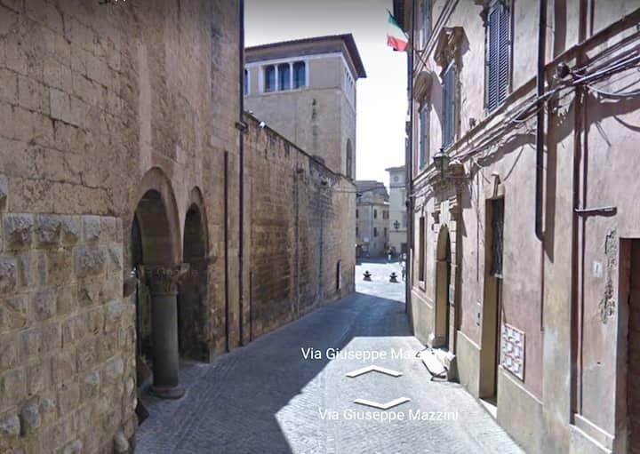 La Cripta degli Etruschi