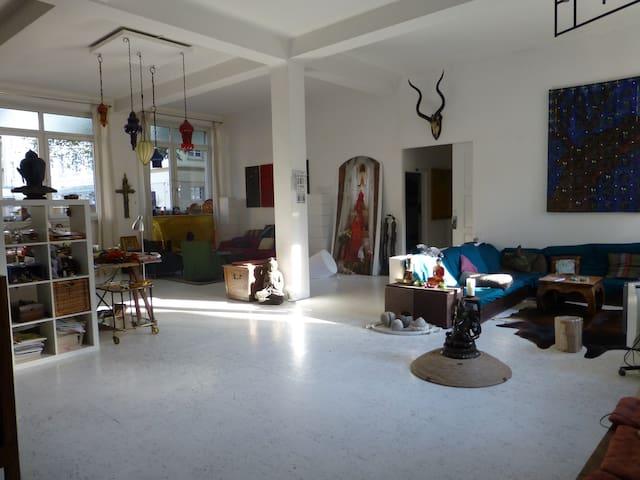 Außergewöhnliches Künstlerloft - Mannheim - Loft