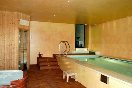 Amazing villa. Private inside pool. - Montespertoli