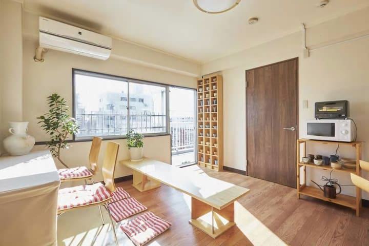#J Enjoy Your Stay! with room mate - 足立区 - Appartement