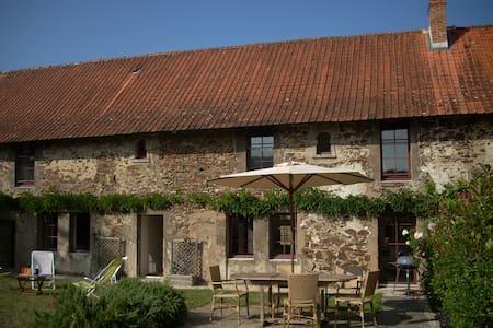 gite 6 pers. sur propriété viticole - Corcoué-sur-Logne - House
