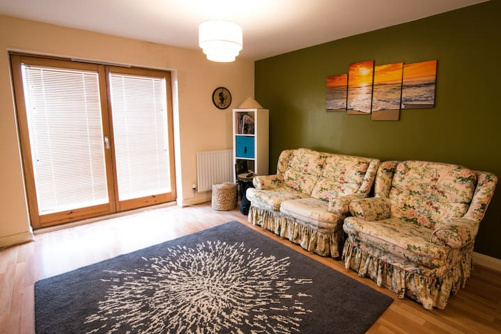 Modern Town Centre Church View Apartment - Loughborough - Apartament