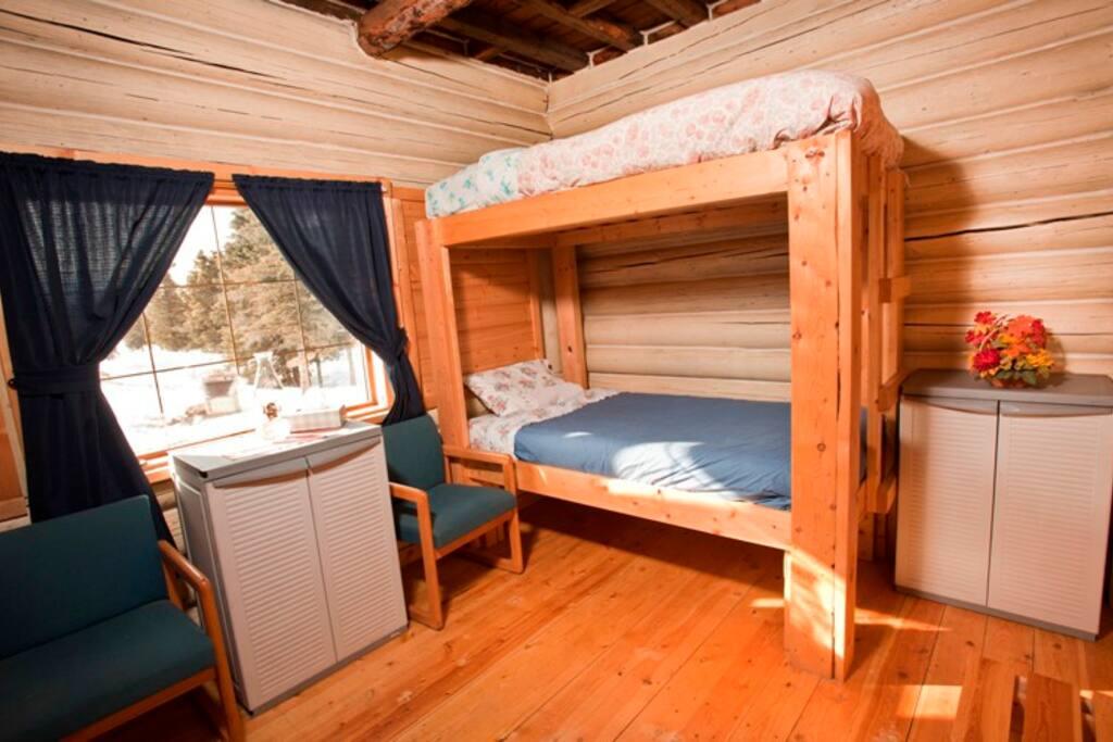 Ibex Bedroom