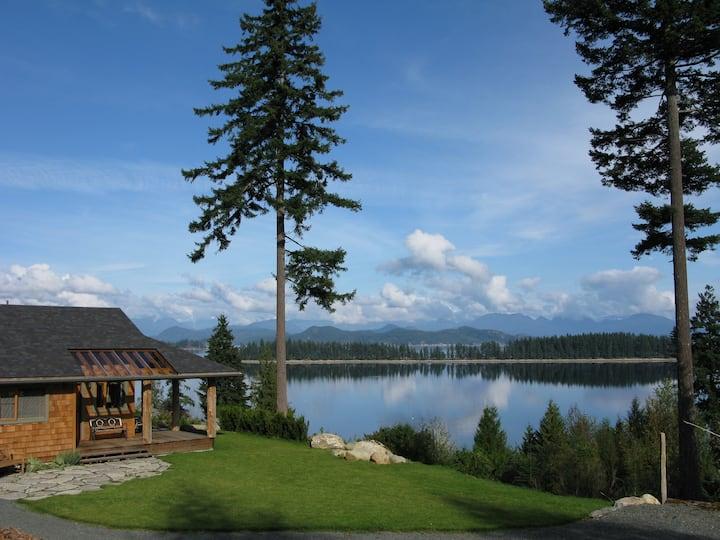 LUNA VISTA - Private, panoramic Cabin for 2