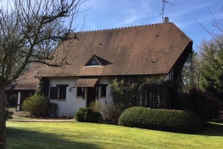 Sweet Home near Deauville-Honfleur - Saint-Gatien-des-Bois