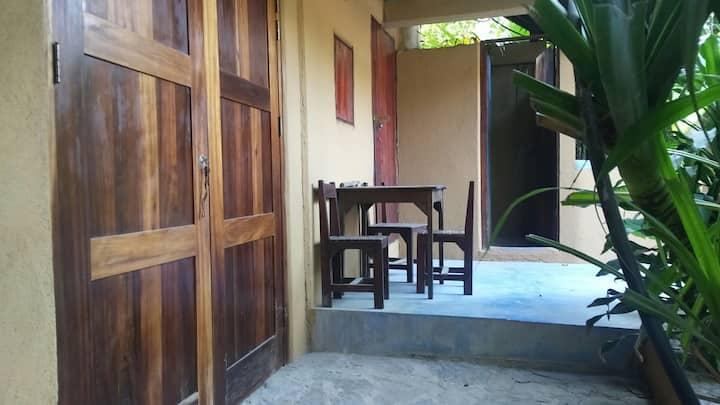 Dormitorio confortable, 5 min.playa , ideal 6 pax
