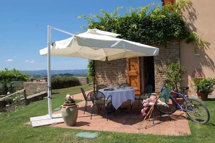 Apartment private SPA in Tuscany - Montalbino - Apartment