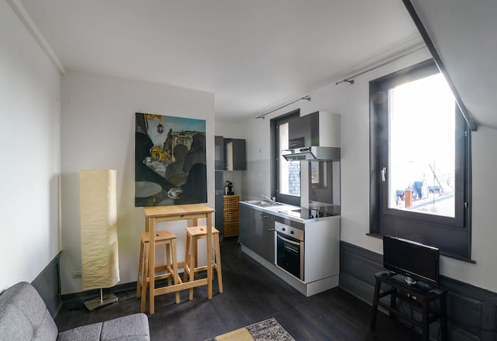 Le Petit Guise, Vieille Ville Nancy ! - Nancy - Appartement