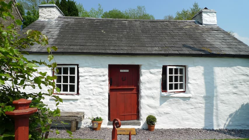 Romantic, Cottage in Cardigan Bay - Rhydlewis - Huis