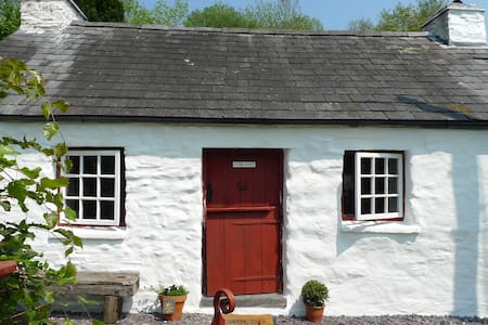Romantic, Cottage in Cardigan Bay - Rhydlewis