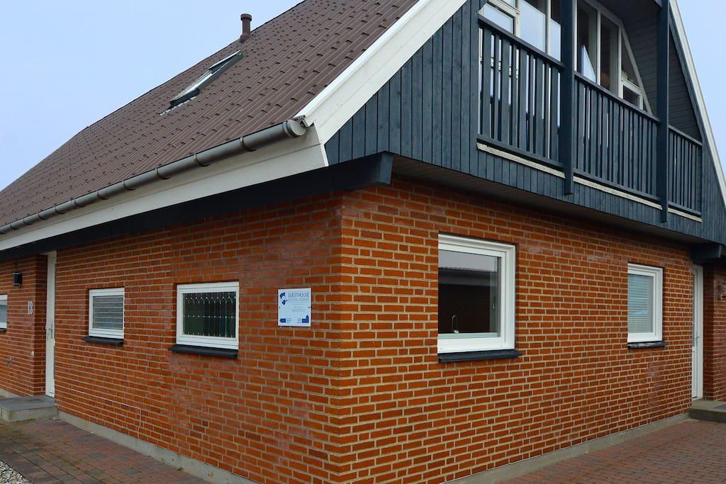 Guesthouse Hvide Sande