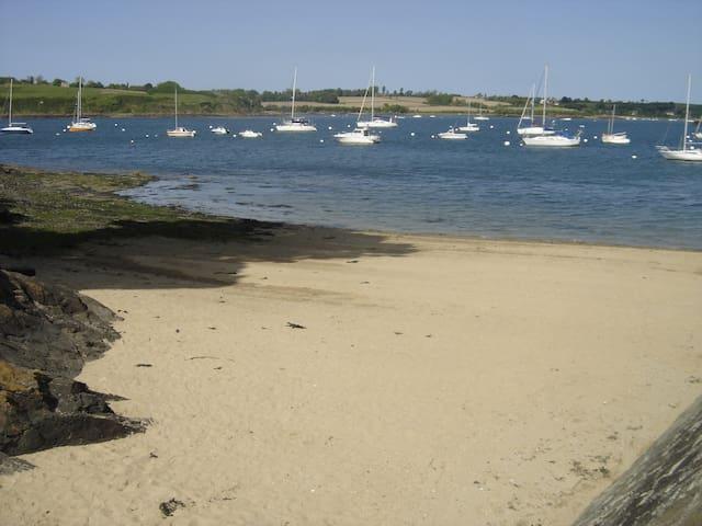 Gîte à 100Mde la plage