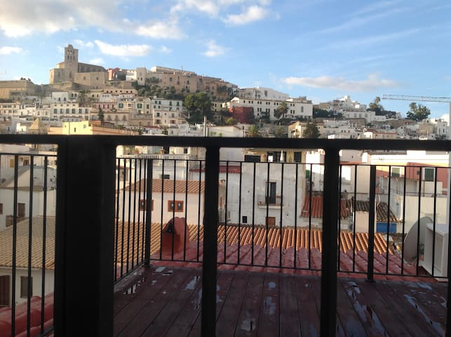 Splendido Loft in centro storico - Ibiza - Loft