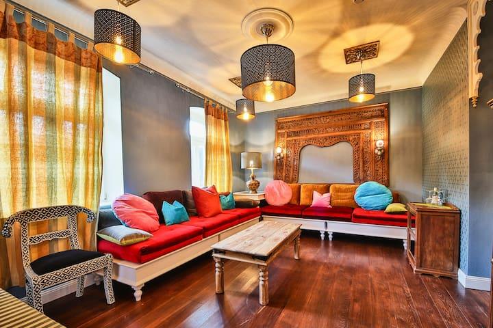 Suiten in der Villa Waldfrieden