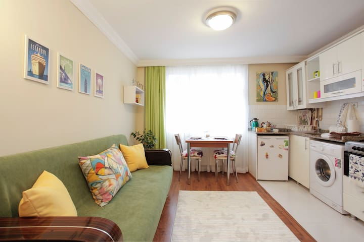 GOLDEN HORN APARTMENT VERY CENTRAL - Istanbul - Byt