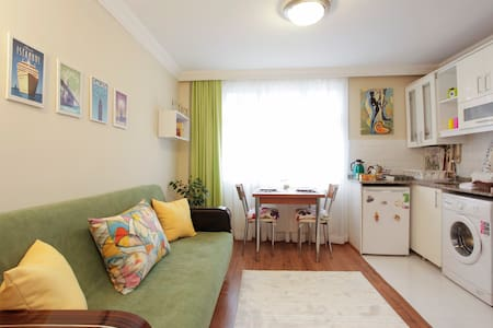 GOLDEN HORN APARTMENT VERY CENTRAL - İstanbul