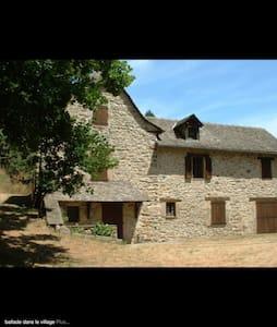 magnifique moulin de village - Salmiech - Hus