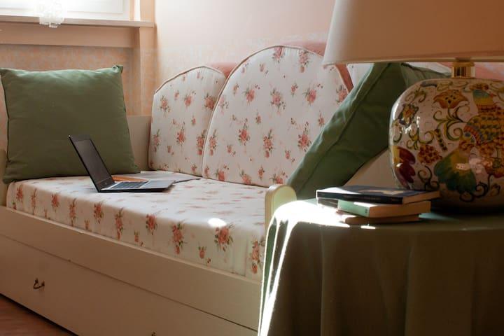 Divano letto provenzale Mami's House