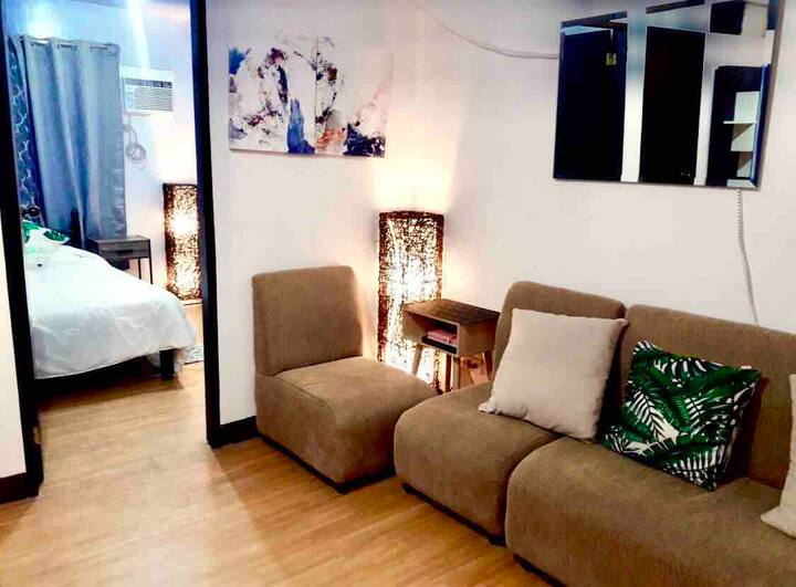Fully-equipped&stylish 2BR apt on Hernan Cortes
