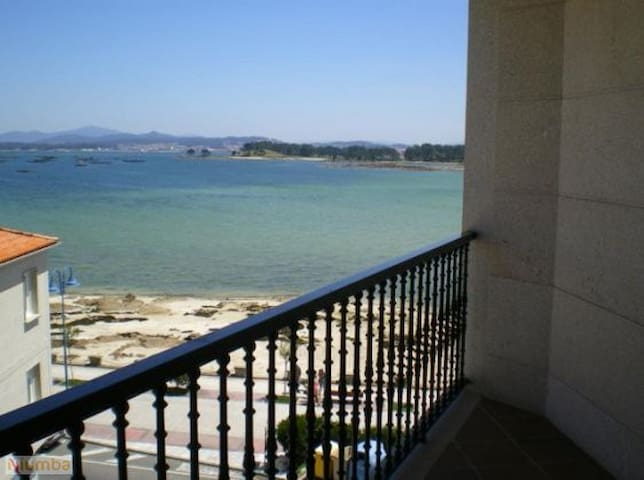 Apartamento con vistas - O Grove - Appartement