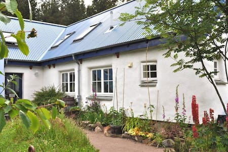 Strawbale House, Findhorn Rm 2 of 2 - Findhorn - Дом
