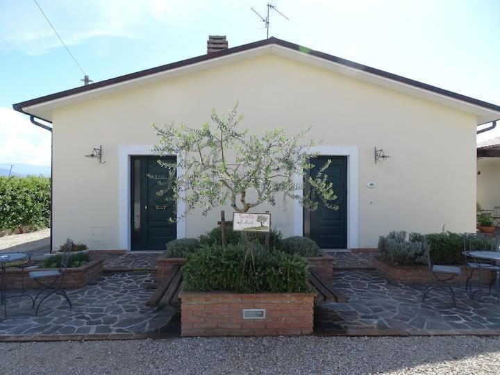 App. Salvia in Residence con Parco e Piscina