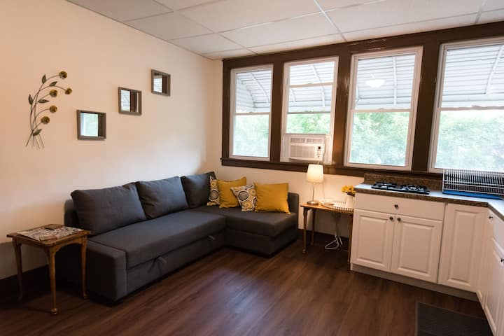 Clean and Comfortable Midland Apartment