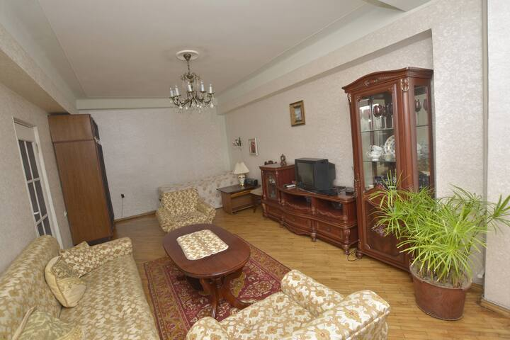 Nar-Dos Studio with Ararat view