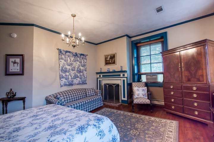 The JEB Stuart Room - Fairfield - Pousada