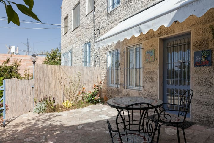 Peled - House of Art B - Mevaseret Zion - Apartment
