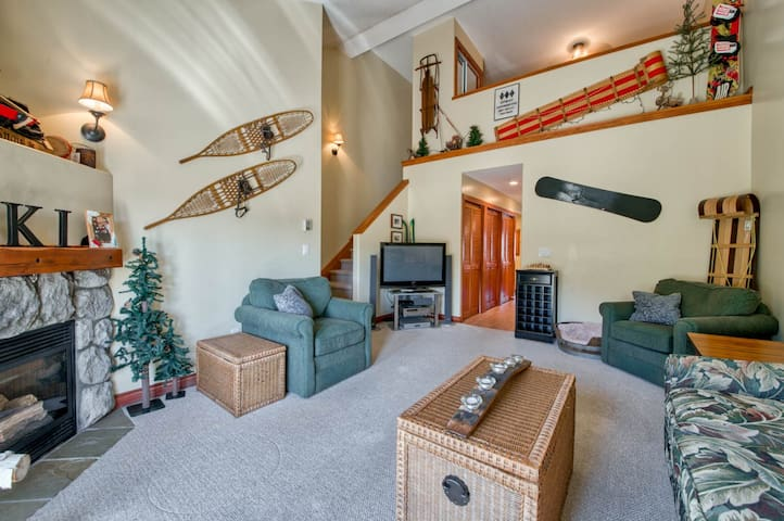 Timberline Village Condo