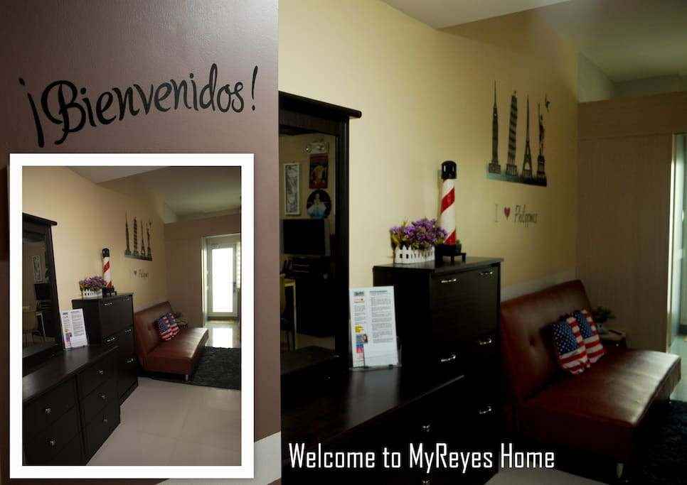 Welcome to MyReyes Home
