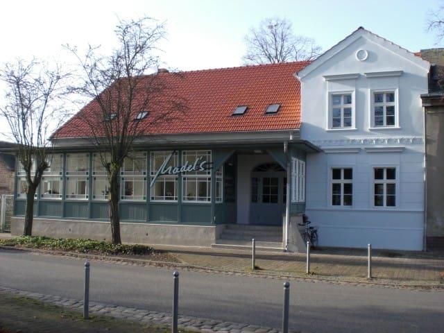 Ferienwohnung ALEX - Petershagen/Eggersdorf - Condominium