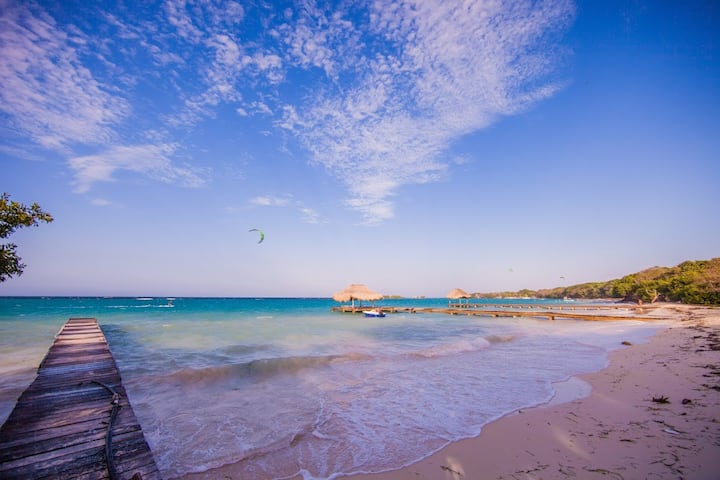 Charming Island Home (Gaviota)