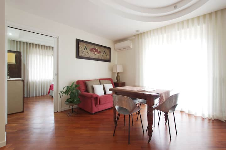 Domus Bella, stylish three-room apartment