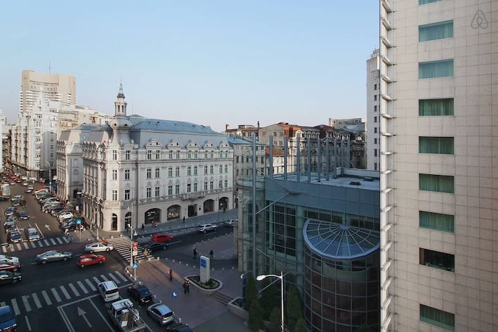 Central  Studio/Novotel Hotel - Bükreş