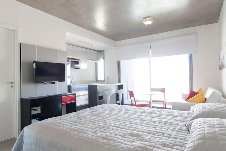 Vila Olimpia Indi - São Paulo - Apartment