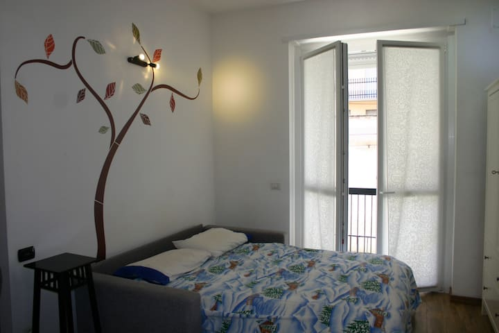 Flat in Saronno, 25 min from Milan  - Saronno - Apartament