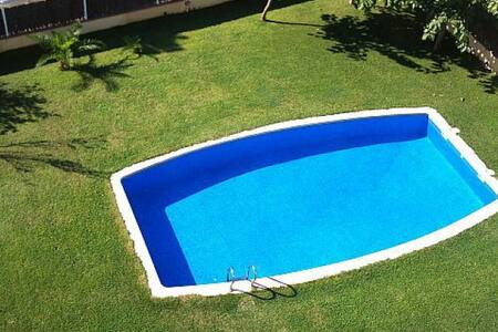 Loft con piscina - Tordera - Çatı Katı