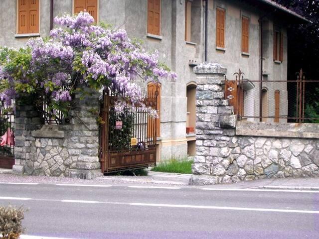 Oasi di pace tra Bellagio e Milano - Magreglio - Appartement