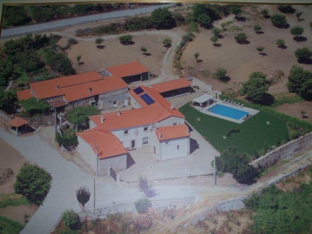 Quinta da Picoila - Granja-Penedono - House
