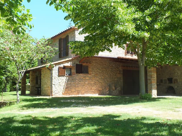Casolare in Toscana vicino Siena - Boccheggiano - House
