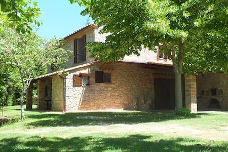 Casolare in Toscana vicino Siena - Boccheggiano