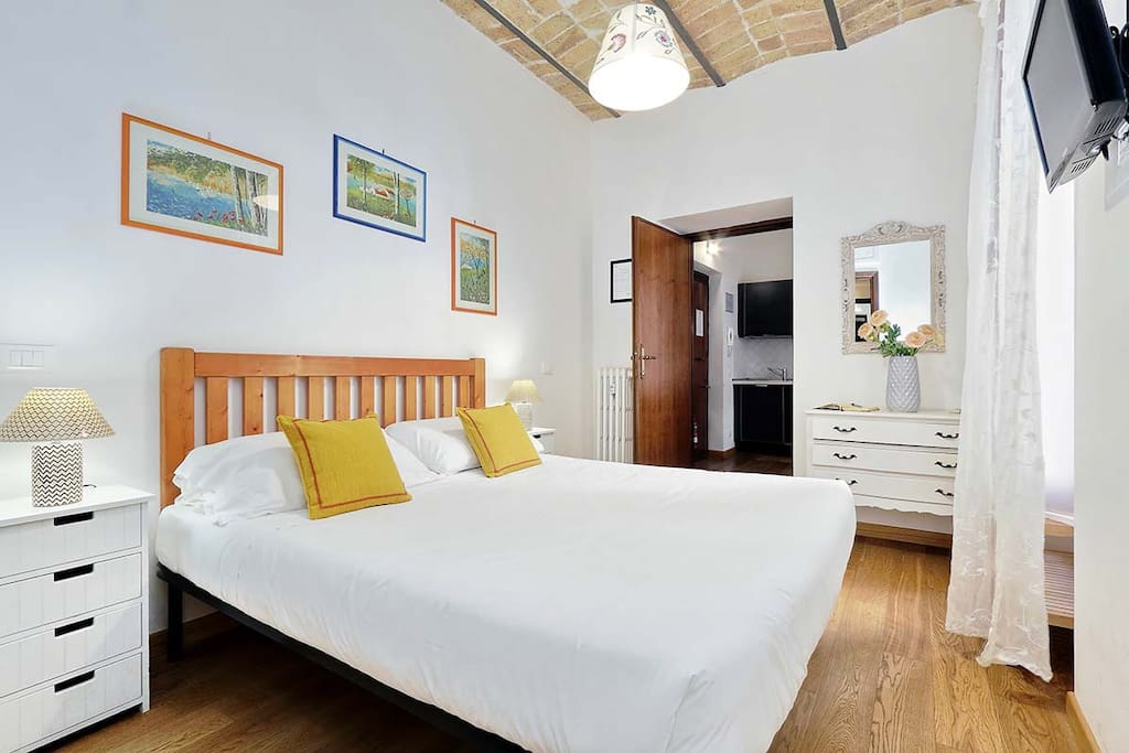 One bedroom holiday apartment near the Vatican