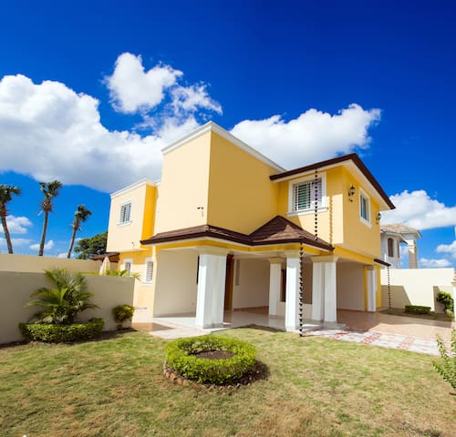 Beautiful Luxurious Home - Santiago De Los Caballeros llanos de gurabo - House