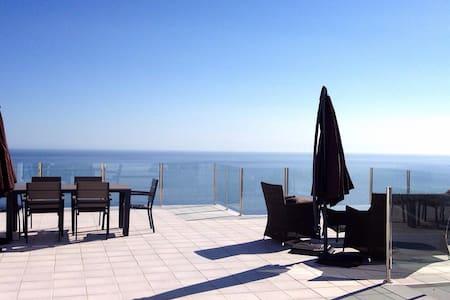 Private infinity pool w seaview - Salobreña - Haus