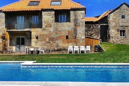 Peaceful house in delightful place - Carballeira