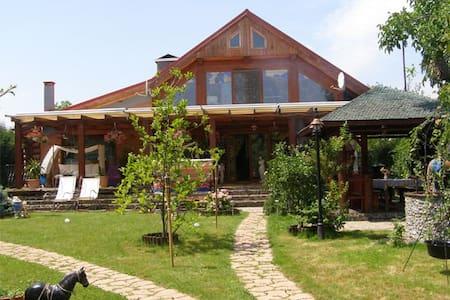 Villa Vlad Tepes- Snagov - Siliștea Snagovului - Haus